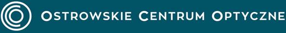 Logotyp strony Ostrowskie Centrum Optyczne